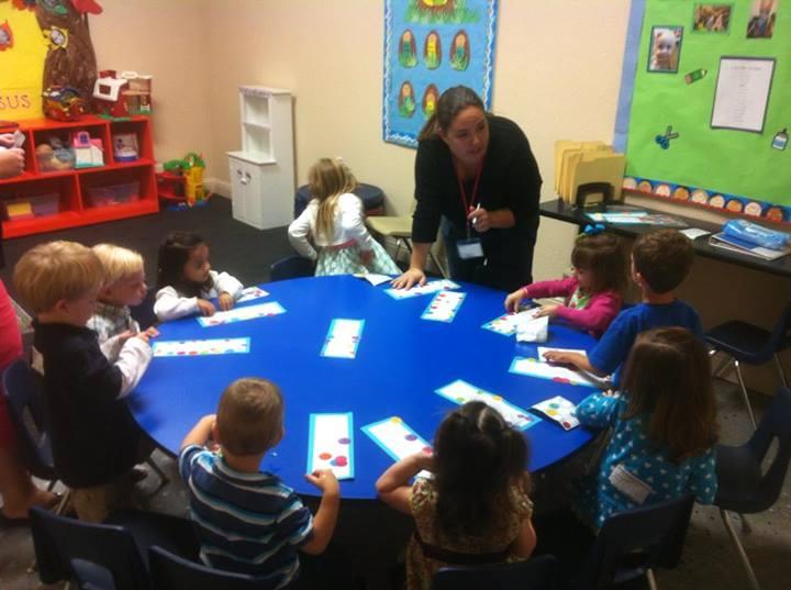 Preschoolers in UpTown