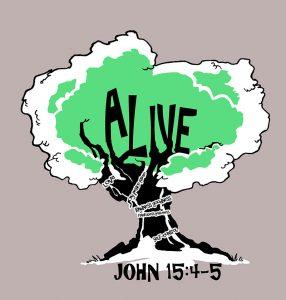 Alive - John 15:4-5